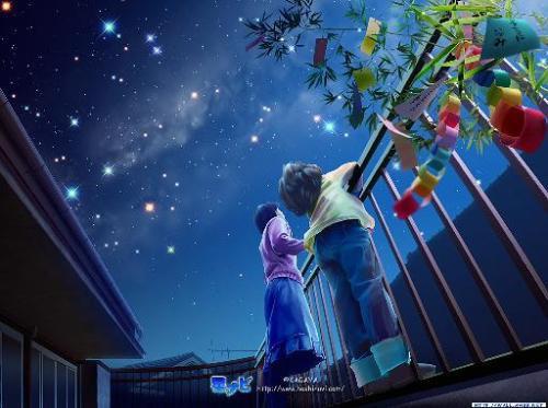 星星的世界
