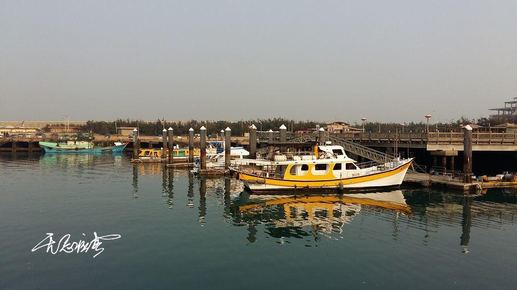 梧棲港碼頭