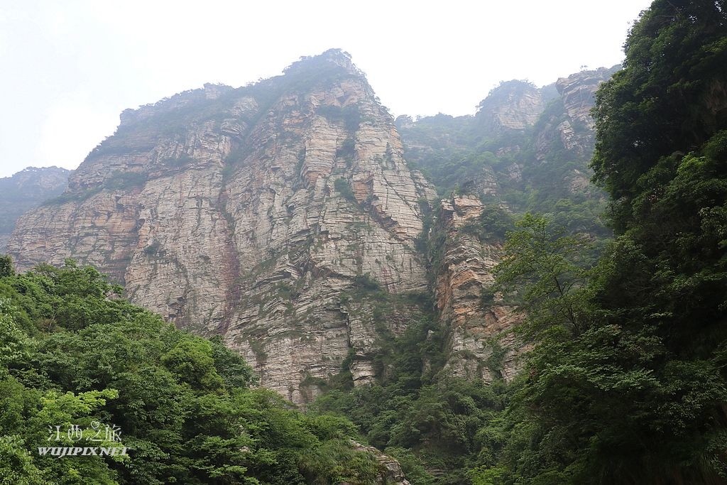 廬山三疊泉峽谷