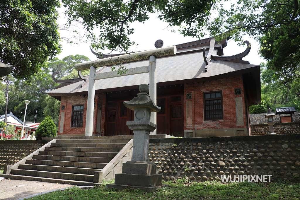 虎頭山公園˙通霄神社