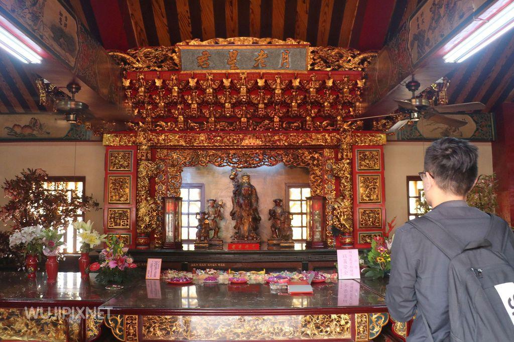 神啊请给我爱!台湾三大灵验月老庙与超齐全拜月老攻略!