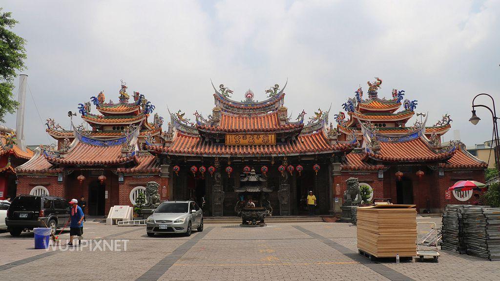 台中東區樂成宮