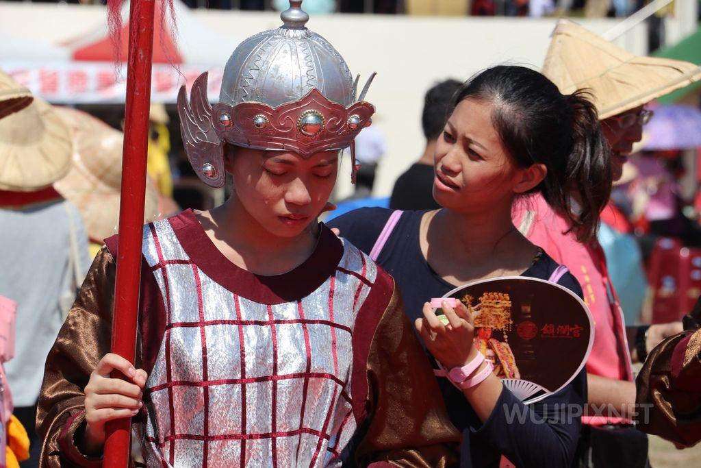 湄洲媽祖來台舉行祈福大典記事
