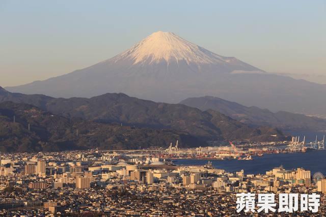 蘋果日報富士山