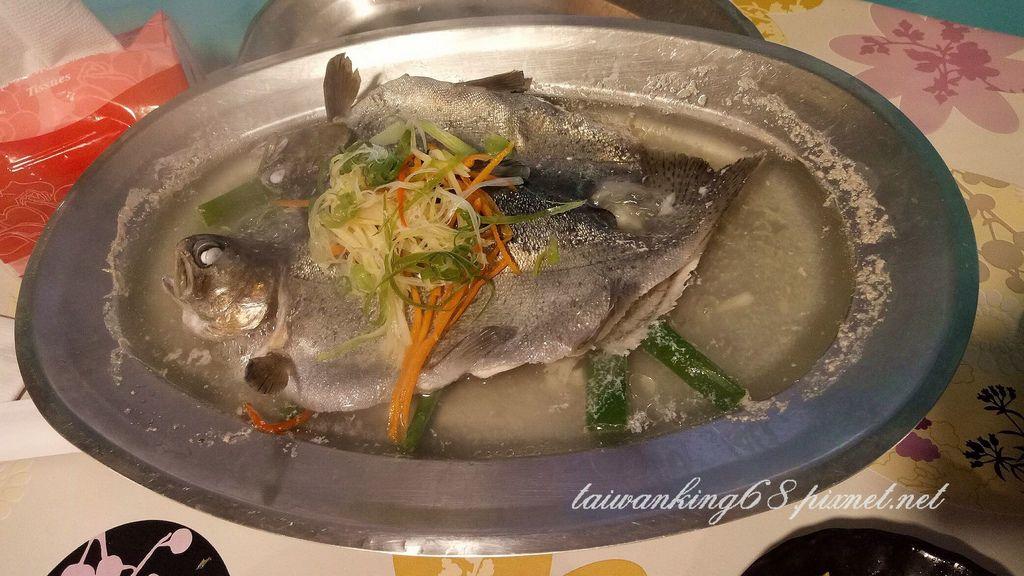 20180403苗栗南庄高山青農場清蒸鱒魚