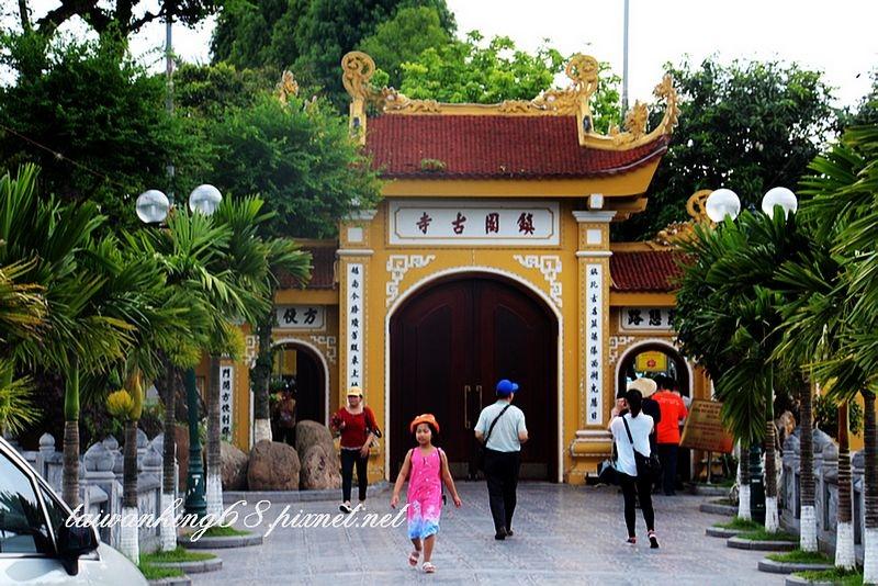越南最古老的寺廟–鎮國古寺