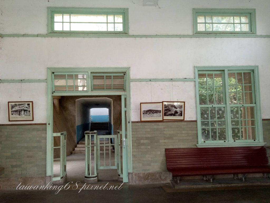 台中后里泰安鐵道文化園區