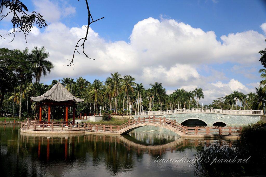 海南島之旅-興隆熱帶南藥植物園
