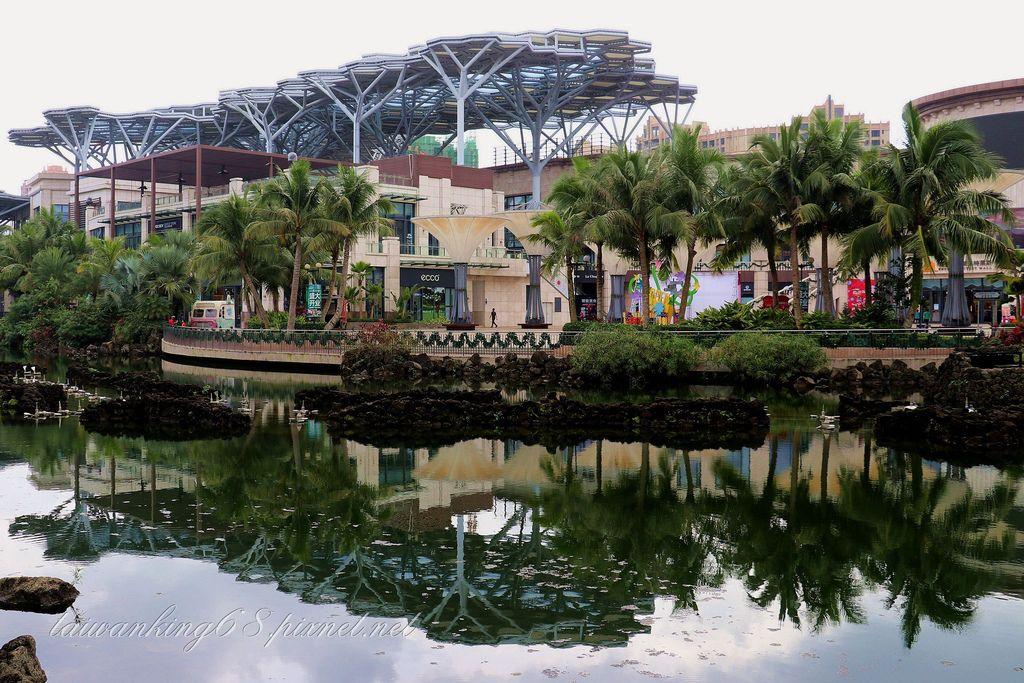 海南島之旅-觀瀾湖新城