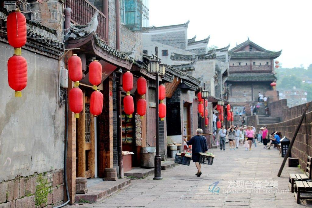 湖南省張家界之旅