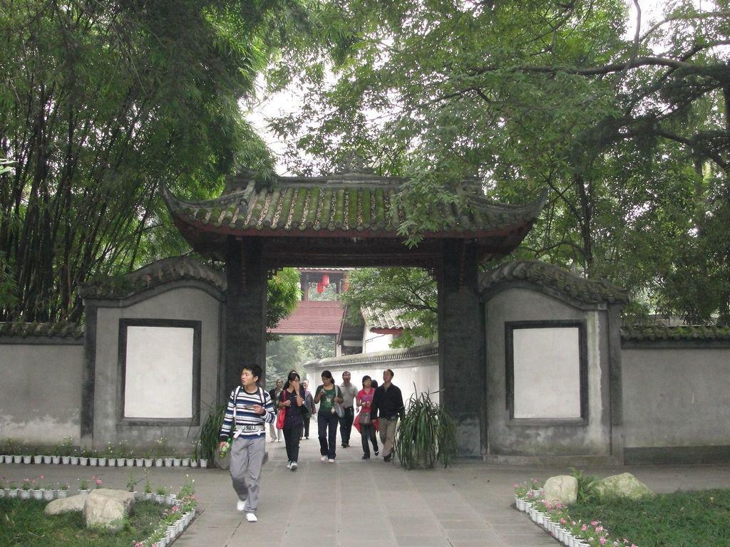 四川之旅-杜甫草堂