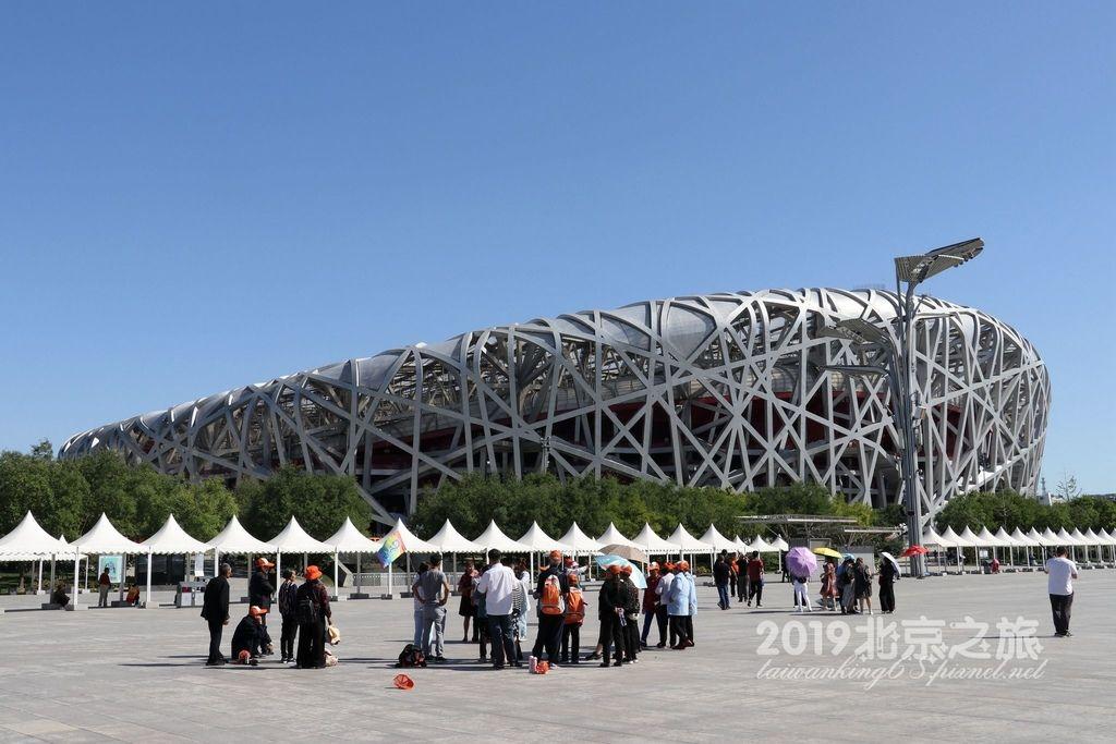 北京鳥巢與uniqlo綜合商場