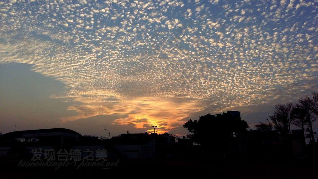 千變萬化的雲