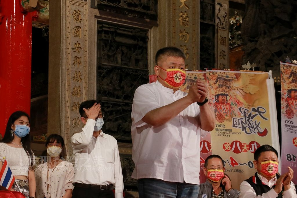 2021大甲媽祖國際觀光文化節開鑼典禮