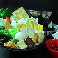 素食鍋菜盤