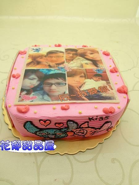 客製化相片蛋糕