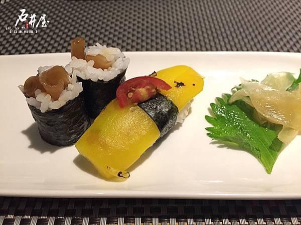 7.28蔬食壽司