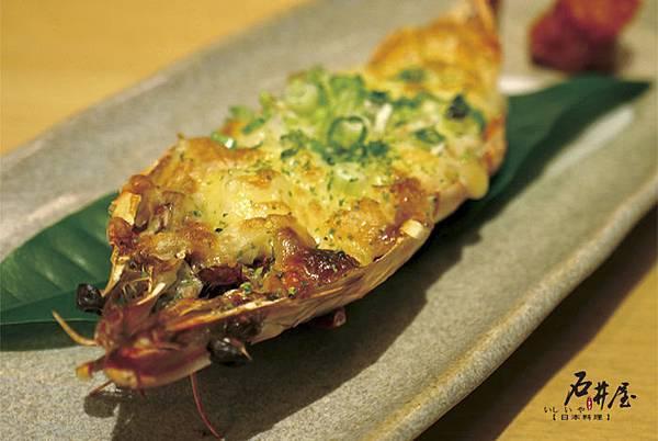 7.30大明蝦焗烤