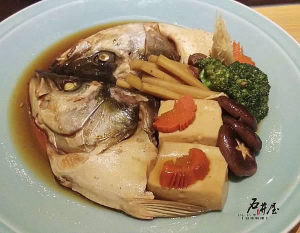 8.23夏獅魚首甘露煮