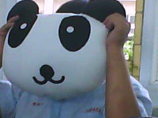 熊貓了!!