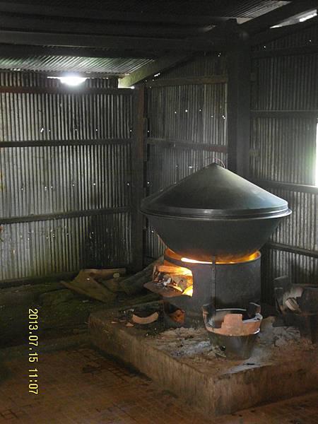 教堂廚房煮rice soup