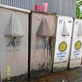 教堂提供簡單過濾飲水的設備