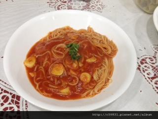 心妤做的義大利麵