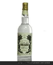金門特級高梁酒