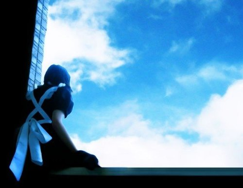一個人與天空.jpg