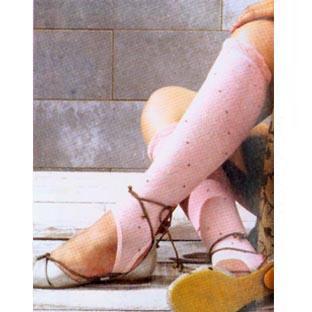 我的腳可是當過模特兒D