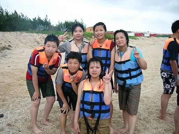 吉貝嘉貝嶼-水上活動