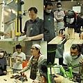 加入當代木工藝術研習所提升木工界的技術與水準