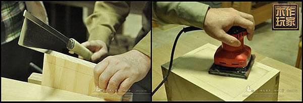 當代木工藝術研習所注重資訊的掌握與各式手工具或電動工具的深入了解