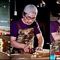 陳秉魁現為當代木工藝術研習所的專任木工教學diy課程老師
