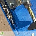 kreg k4鑽孔治具鑽孔 鑽孔長度教學