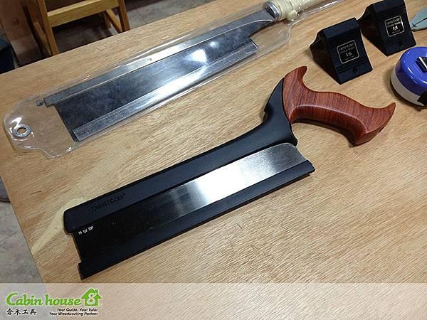 日式鋸木工工具與西式鋸木工工具