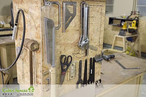 維多利亞木工教學Arthur的木工教室環境