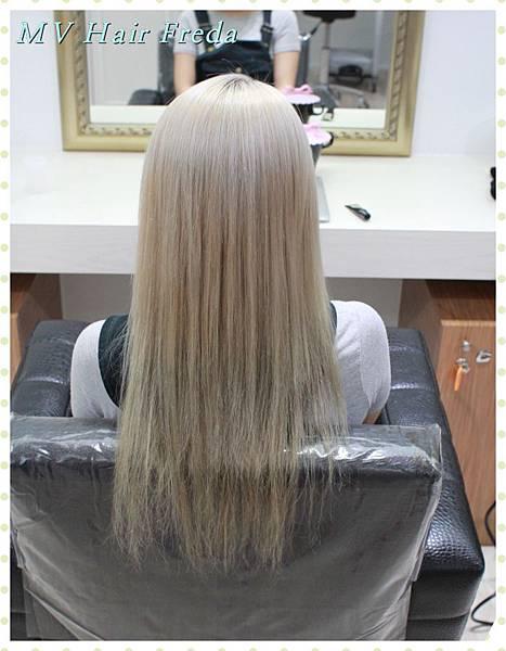 液狀護髮背後