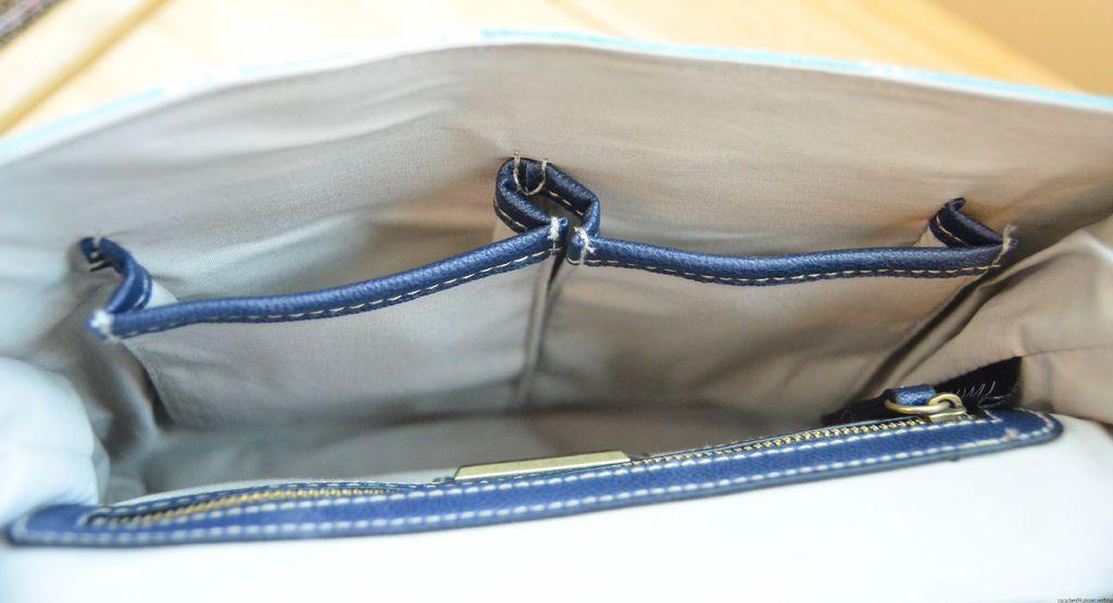 JASON WUxTarget藍色小碎花包包 (25)