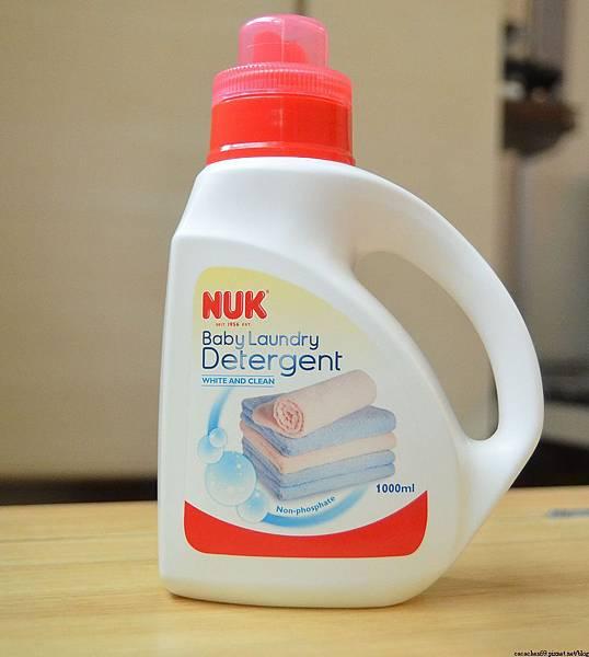 NUK嬰兒洗衣精 (3)