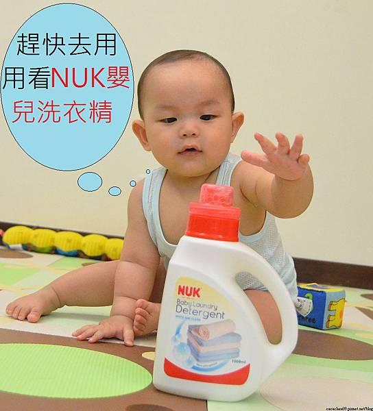 NUK嬰兒洗衣精 (30)