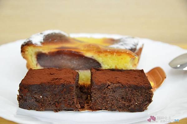 深夜裡的法國手工甜點 (1)