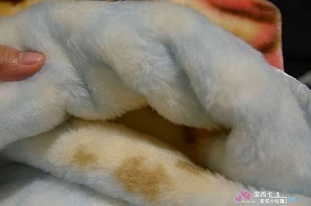日本TOKYO西川 斷熱纖維發熱毯 (21).jpg