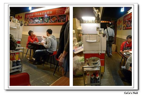 麵食主義KIRIN PASTA(南京店)~多借隔壁早餐店的位子營業
