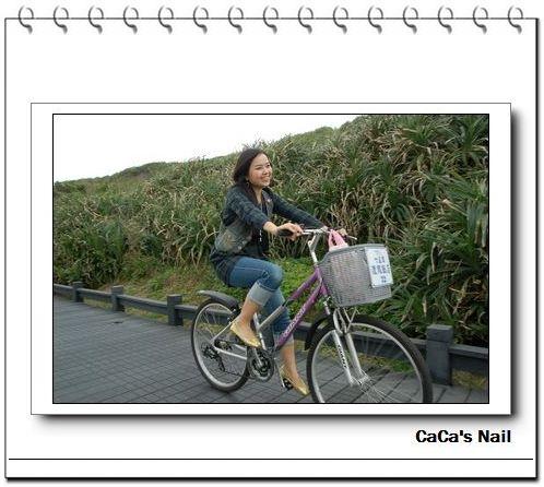 花蓮海邊自行車道優閒