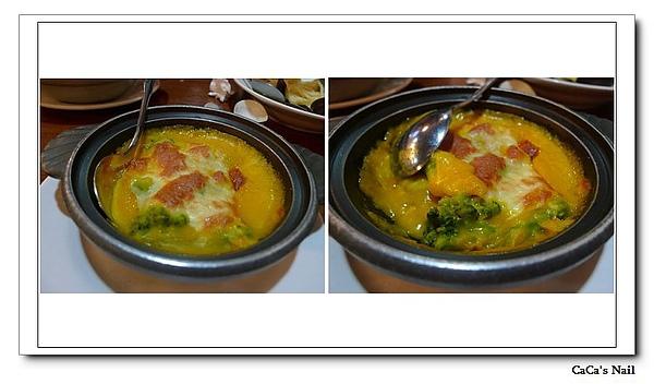 麵食主義KIRIN PASTA(南京店)~南瓜醬焗花椰菜55元