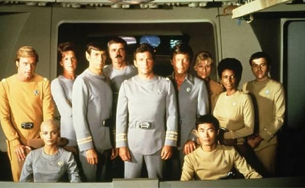 星艦迷航記(1979)--第一部Star Trek電影