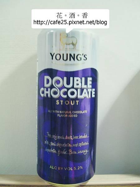 英國 Young`s 雙倍黑巧克力啤酒