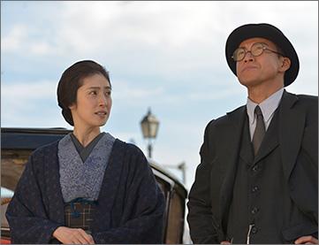 《日本第一女社長》