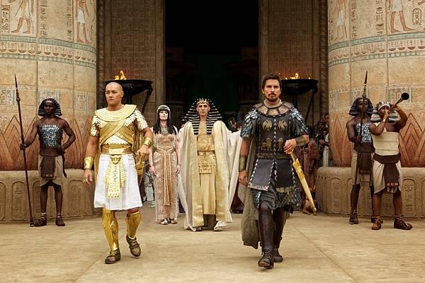 《出埃及記:天地王者》